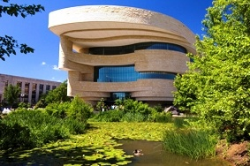 <p>National Museum of the American Indian</p>