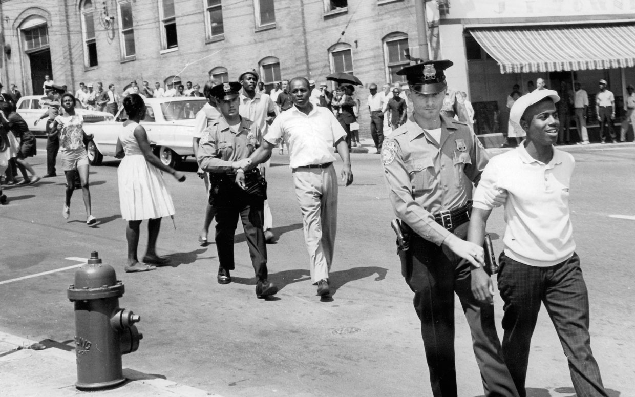 bearing witness to the danville civil rights protests of 1963