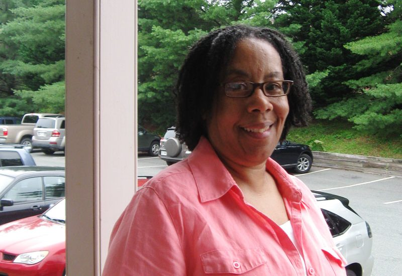 <p>VFH Fellow Paula Barnes>