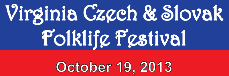 Czech Slovak Folklife Festival Oct. 19 2013
