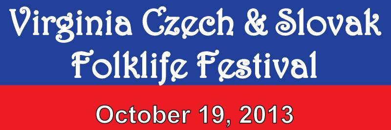 Czech Slovak Folklife Festival Oct. 19 2013
