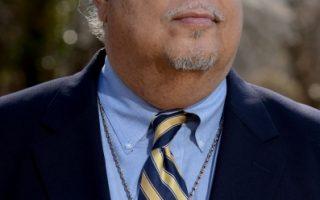 <p>Edwin B. Henderson. Photo by Pat Jarrett.</p>