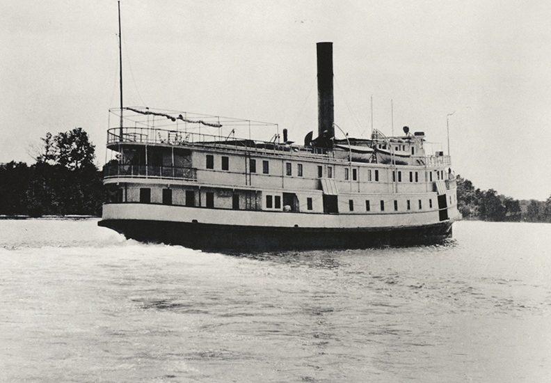 Steamboat Potomac 1894