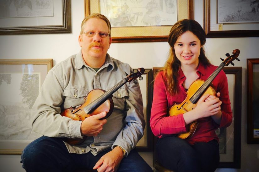 Scott Freeman and Kitty Amaral