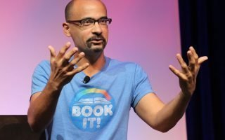 Junot Diaz: Photo courtesy The American Library Association / Creative Commons