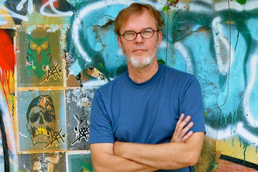 Book Artist, Frank Brannon. Courtesy of Frank Brannon.