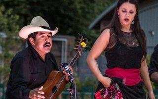 Zenen Zeferino and Julia del Palacio - photo by Gustavo Rodriguez