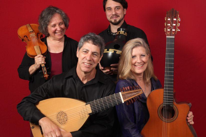 Trio Sefardi (photo copyright Michael G Stewart)