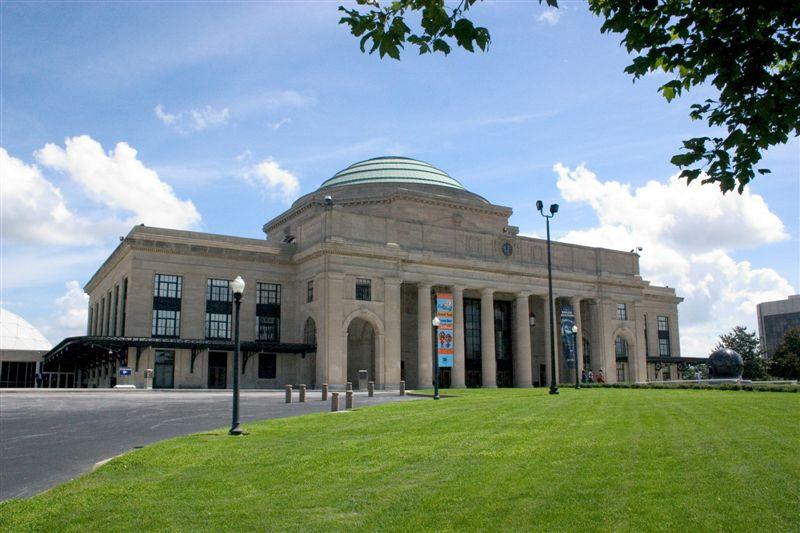 The Science Museum of Virginia - David Bjorgen via Wikimedia Commons