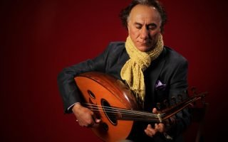 Rahim AlHaj (photo by Douglas Kent Hall)