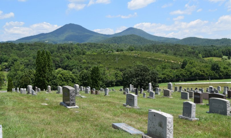 Collierstown Presbyterian Church Cemetery - Rockbridge County, VA