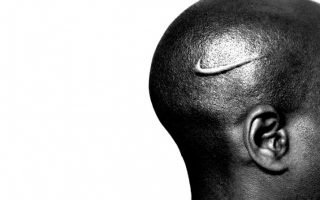 Branded Head by Hank Willis Thomas. © Hank Willis Thomas