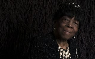 The story of Dorothy Logan and other Virginia members of The United Order of the Tents, the oldest black women's organization in the U.S., will be shared in an upcoming documentary film project by Ocean Ana Rising, Inc. Photo by Madeleine Hunt-Ehrlich.