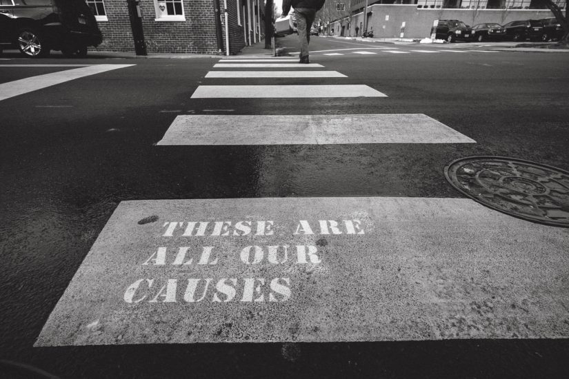#UnseenCville Public Art Installations Explore Race & History in Charlottesville - Photo by Eze Amos