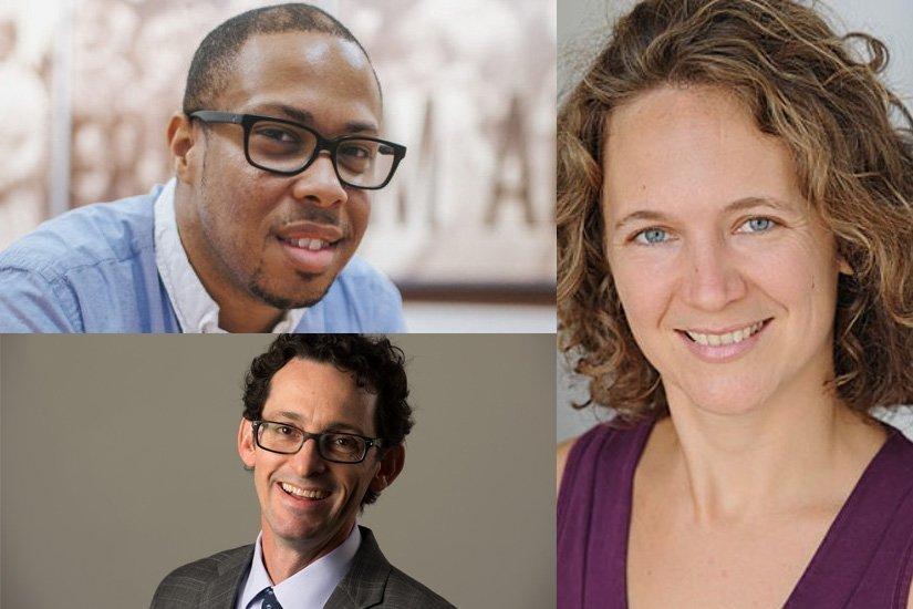 Lorenzo Dickerson, Emily Morrison, Matthew Gibson