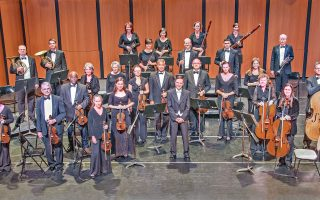 The Virginia Chamber Orchestra, David Grandis, Music Director - Image courtesy Virginia Chamber Orchestra