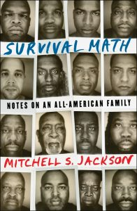 Book cover - Survival Math by Mitchell S. Jackson