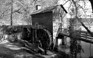 Virginia Mill - Photo courtesy Frontier Culture Museum